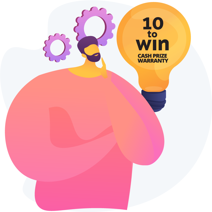 A steadier stream of prizes feels great as you know that you will never walk away with no prize winning tickets ever again.
